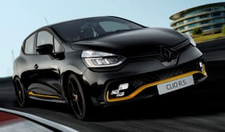 Renault Clio R.S.18 - front