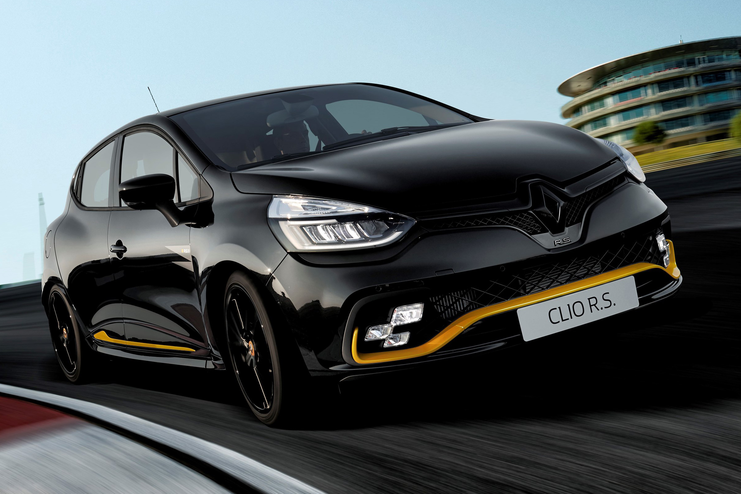 Renault Clio R S 18 To Cost From 24 295 Auto Express