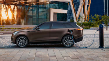 Range Rover Velar updated for 2021 with more technology