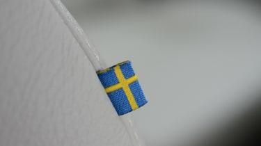 Volvo XC90 flag