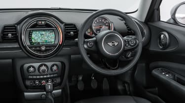MINI Clubman City - interior