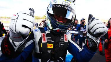 British GT 2018 - Jonny Adam