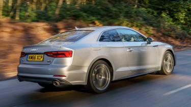 Audi A5 - rear