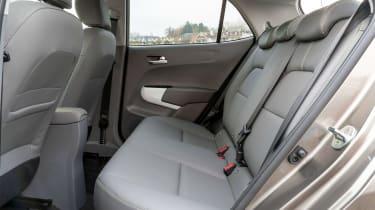 Kia Picanto X-Line - rear seats
