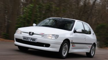 Peugeot Sport - Peugeot 306 Rallye