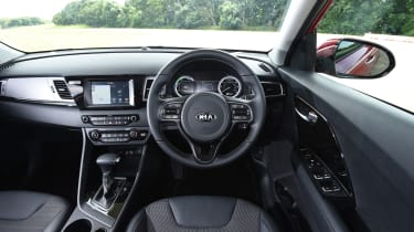 New Kia Niro '2' - interior