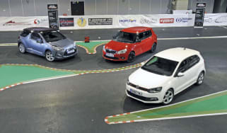 Volkswagen Polo GTI vs. rivals