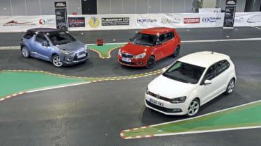 Volkswagen Polo GTI vs. rivals