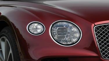 Bentley Continental GT - headlight
