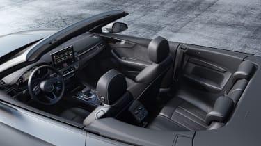 Audi A5 Cabriolet - seats