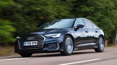 Audi A6 - tracking