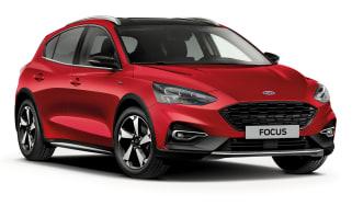 Ford Focus Active X Vignale