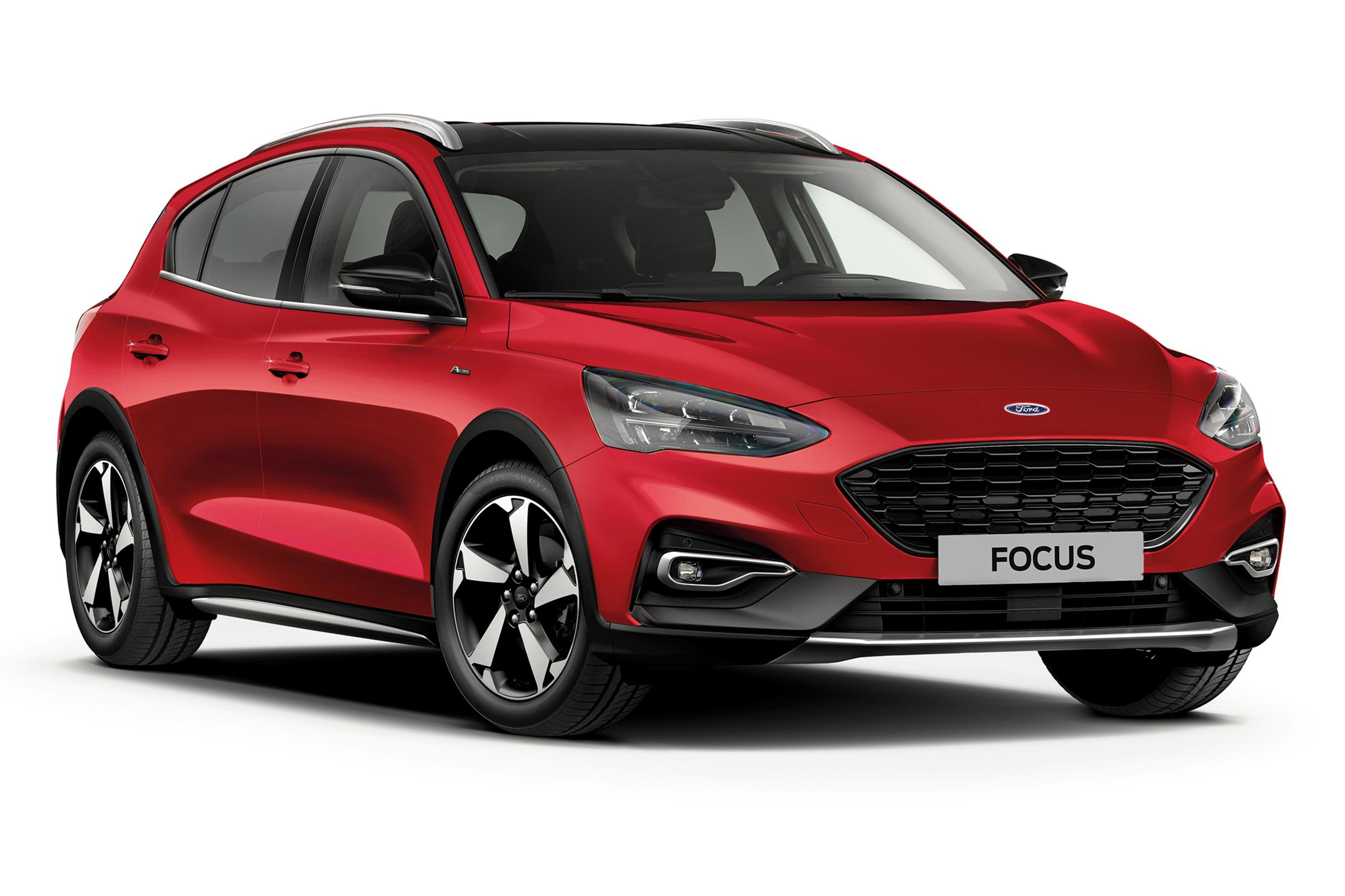 New Ford Focus Vignale Active X Trim Level Revealed Auto Express