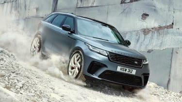 Range Rover Velar SVAutobiography - off-road
