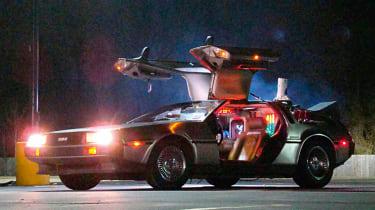 Back To The Future, DeLorean DMC-12 1981