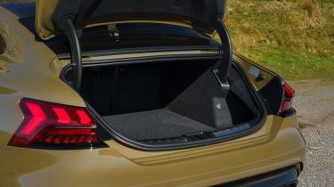 Audi RS e-tron GT - boot