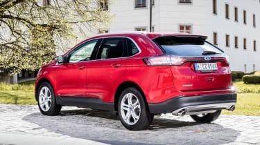 Ford Edge Titanium 2016 - rear quarter