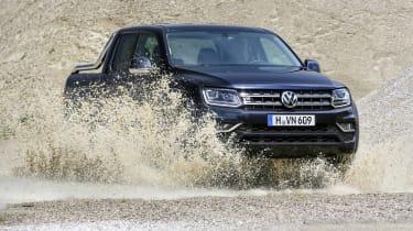 Volkswagen Amarok V6 - off-road