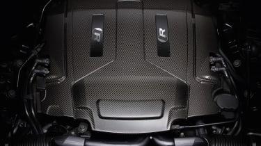 2017 Jaguar XJ facelift - engine