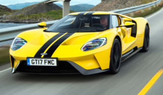 Best supercars - Ford GT
