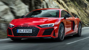Audi R8 Performance RWD - front