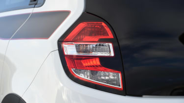 Renault Twingo - rear light detail