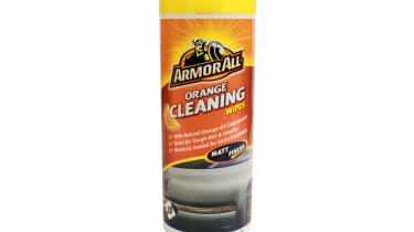 Armor All Orange Cleaning Wipes