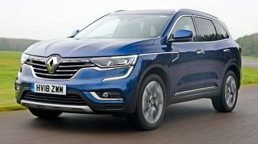 Renault Koleos - Front Tracking
