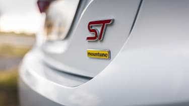 Ford Fiesta ST Mountune - badge