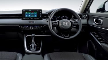 Honda HR-V - dash
