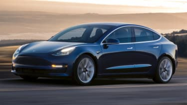 A to Z guide to electric cars - Tesla Model 3