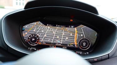 Audi TT long-termer - Virtual Cockpit