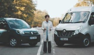 Renault vans sponsored video