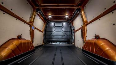 Ford Transit Custom PHEV payload