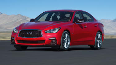 A to Z guide to electric cars - Infiniti Q50