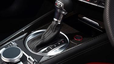 Audi TTS - transmission