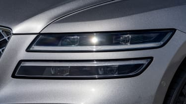 Genesis G80 - headlight