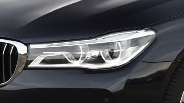 BMW 7 Series - front light