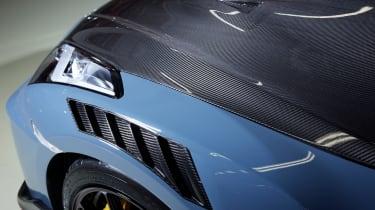 Nissan GT-R Nismo - vent