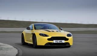 Aston Martin V12 Vantage S 2014 front