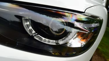 Mazda CX-5 - front lights