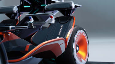 SAIC Design R RYZR concept