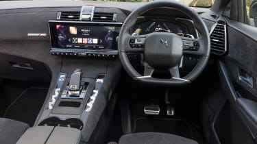 DS 7 Crossback - dash