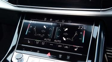 Audi Q7 - climate control