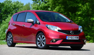 Used Nissan Note Mk2 - front
