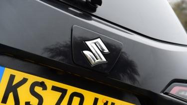 Suzuki Swace brand badge