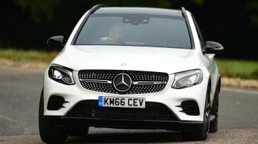Mercedes-AMG GLC 43 - front cornering