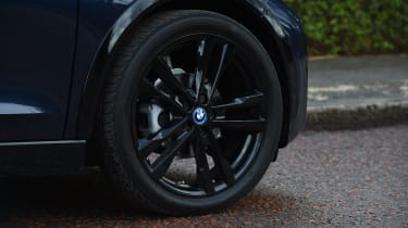BMW i3s in-depth review - wheel