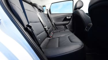 Kia Niro Plug-in Hybrid - rear seats