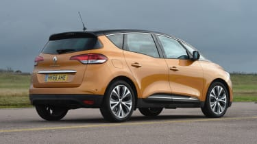 Renault Scenic - rear static